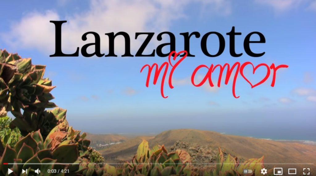 Time Laps Video Lanzarote Mi Amor