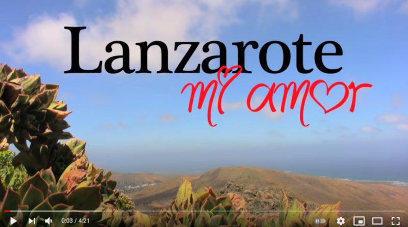 Lanzarote-mi amor / Lanzarote-my love